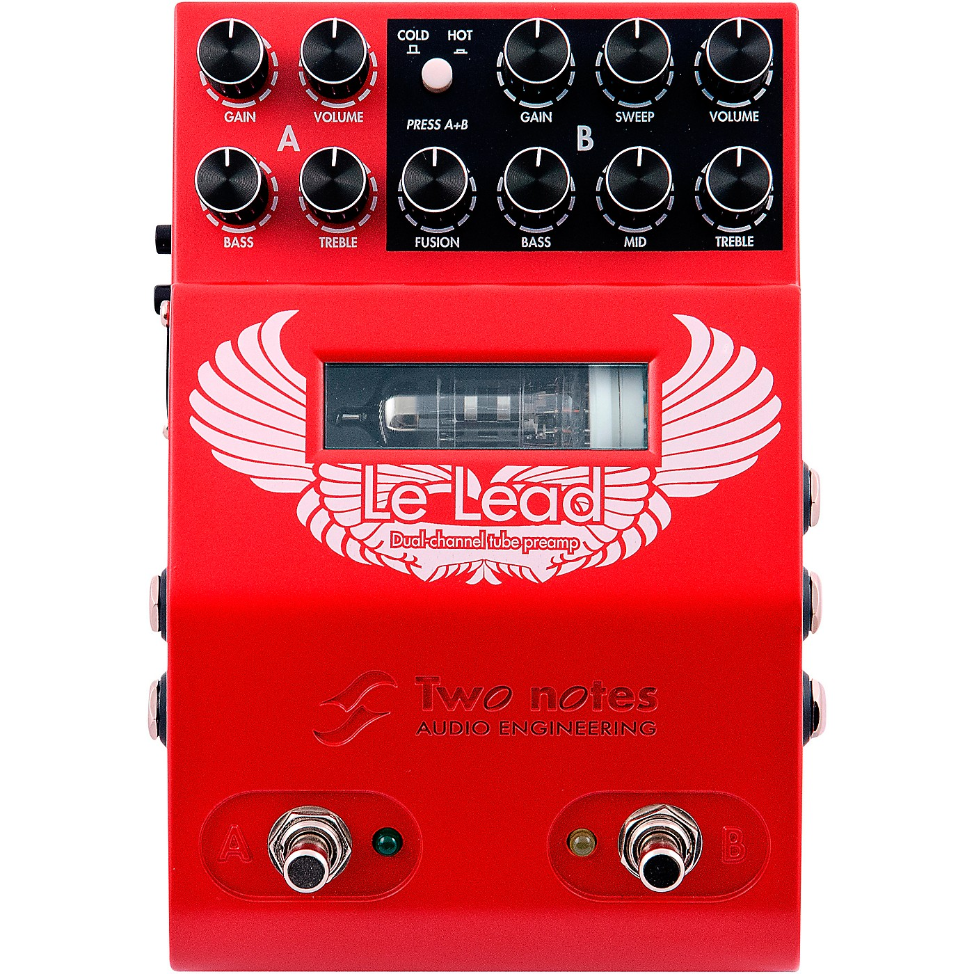 Two Notes Audio Engineering Le Lead Preamp Effects Pedal thumbnail