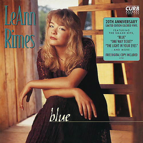 Alliance LeAnn Rimes - Blue - 20th Anniversary Edition thumbnail