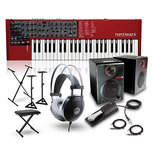 Nord Lead 4 Keyboard Package thumbnail