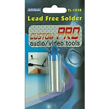 American Recorder Technologies Lead Free Solder