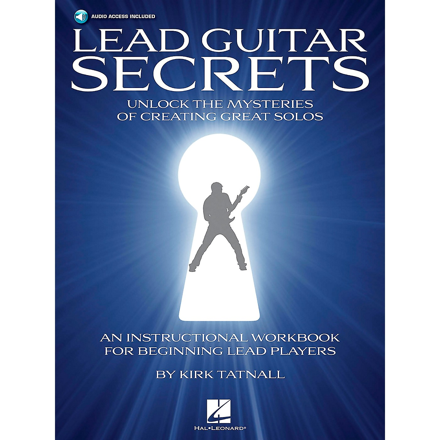 Hal Leonard Lead Guitar Secrets Short-Cuts To Playing Great Solos Book/CD thumbnail