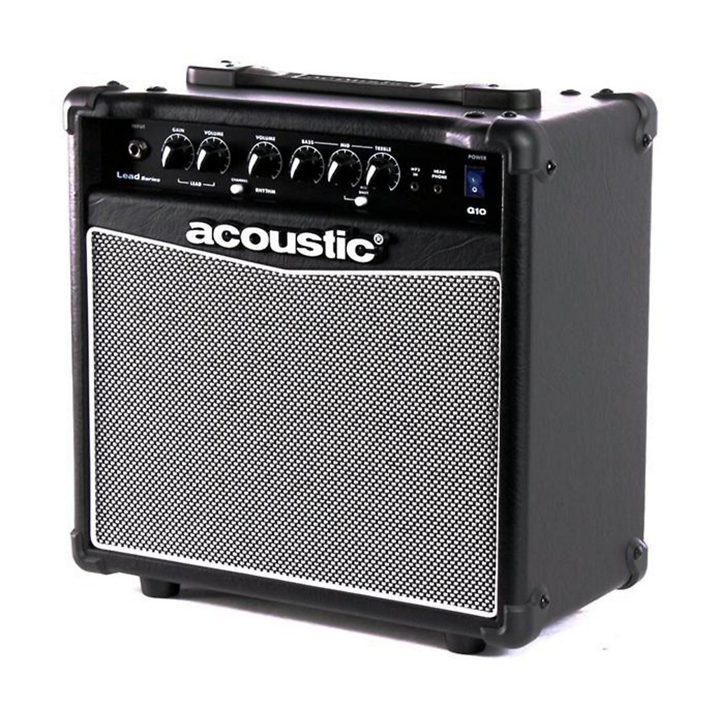 Acoustic Lead Guitar Series G10 10W 1x8 Guitar Combo Amp thumbnail