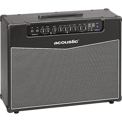 Acoustic Lead Guitar Series G120 DSP 120W Guitar Combo Amp thumbnail