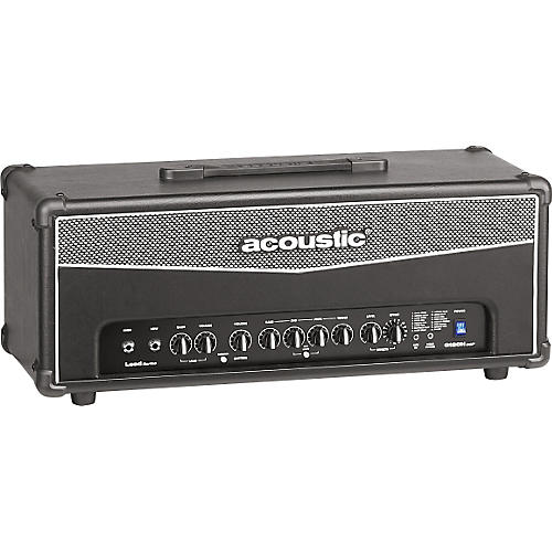 Acoustic Lead Guitar Series G120H DSP 120W Guitar Amp Head thumbnail