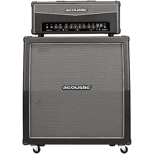 Acoustic Lead Guitar Series G120H DSP 120W w/G412A 4x12 Stereo Guitar Speaker Cabinet thumbnail