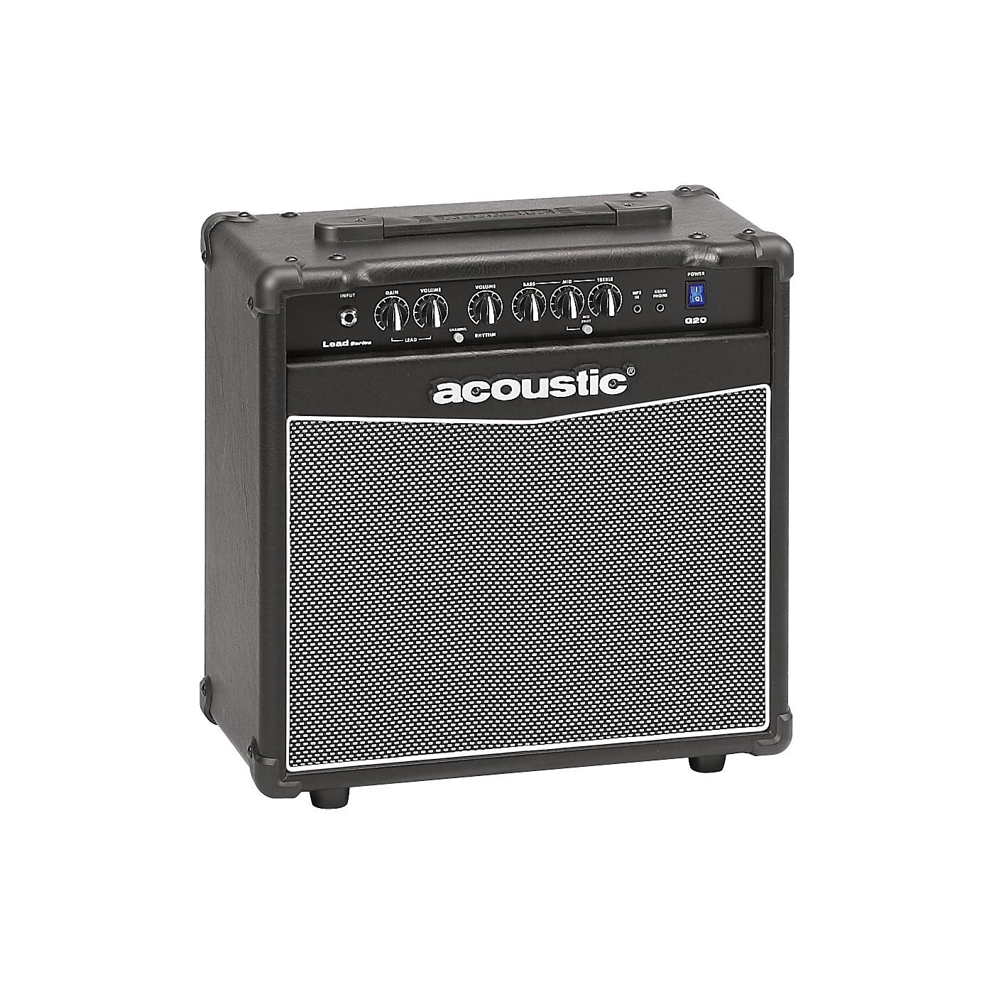 Acoustic Lead Guitar Series G20 20W 1x10 Guitar Combo Amp thumbnail