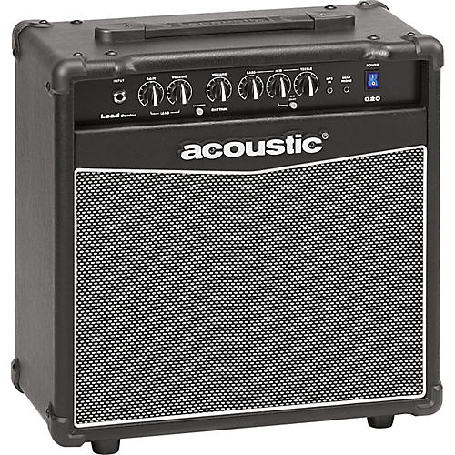 Acoustic Lead Guitar Series G20 20W 1x10 Guitar Combo Amp thumbnail