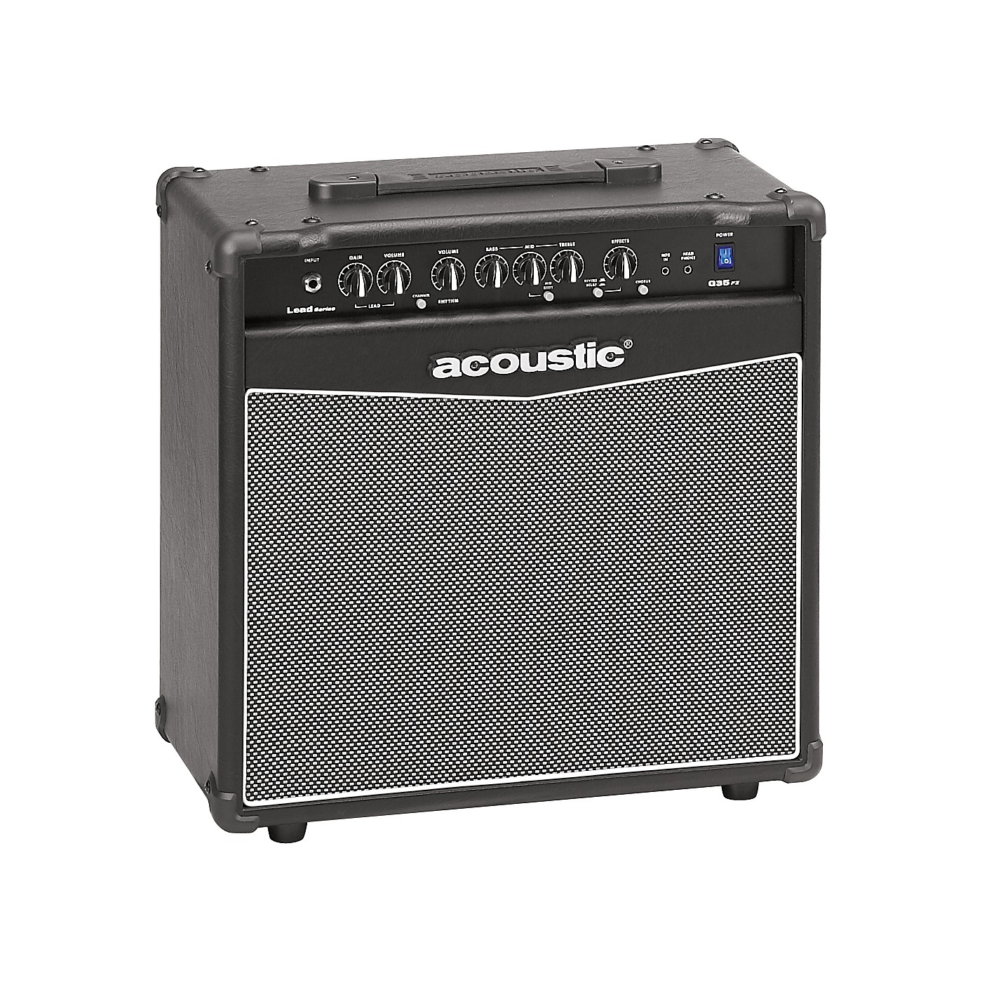 Acoustic Lead Guitar Series G35FX 35W 1x12 Guitar Combo Amp thumbnail