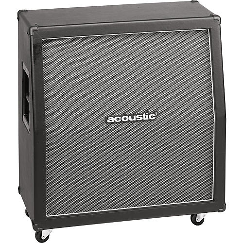 Acoustic Lead Guitar Series G412A 4x12 Stereo Guitar Speaker Cabinet thumbnail