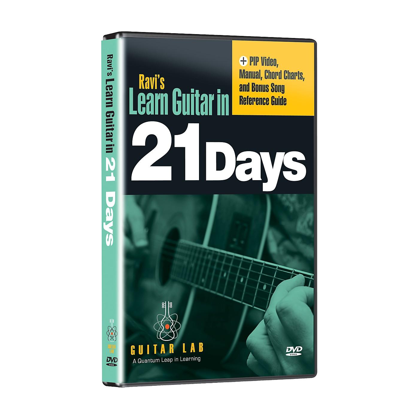 eMedia Learn Guitar in 21 Days (DVD) thumbnail