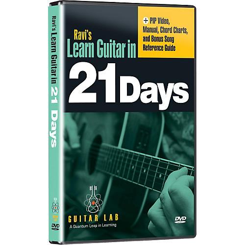 Emedia Learn Guitar in 21 Days (DVD)-thumbnail