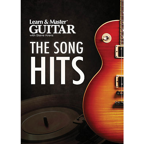 Hal Leonard Learn & Master Guitar: The Song Hits (Book/10-DVD) thumbnail