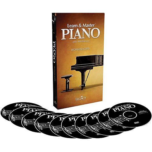 Hal Leonard Learn & Master Piano Bonus Workshops Legacy Of Learning Series-thumbnail