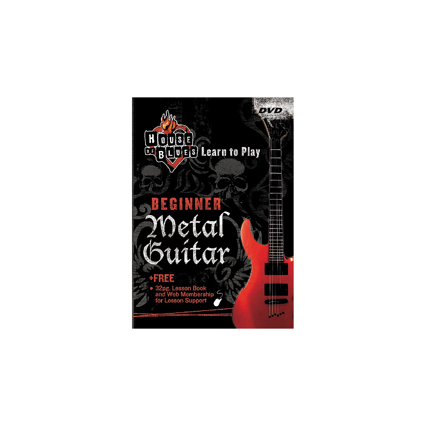 Hal Leonard Learn Metal Guitar Beginner (DVD) thumbnail
