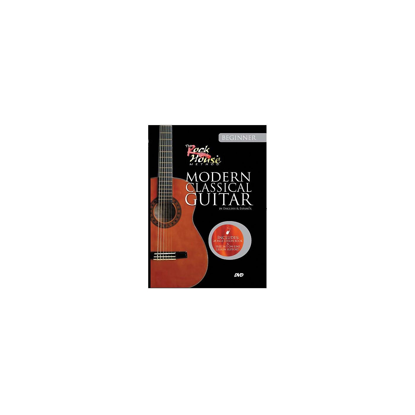 Hal Leonard Learn Modern Classical Guitar (Beginner) DVD thumbnail