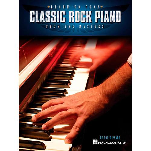 Berklee Press Learn To Play Classic Rock Piano From The Masters thumbnail
