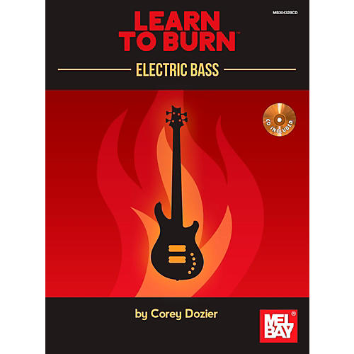 Mel Bay Learn to Burn: Electric Bass thumbnail