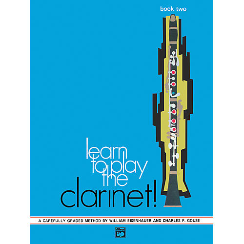 Alfred Learn to Play Clarinet! Book 2 thumbnail