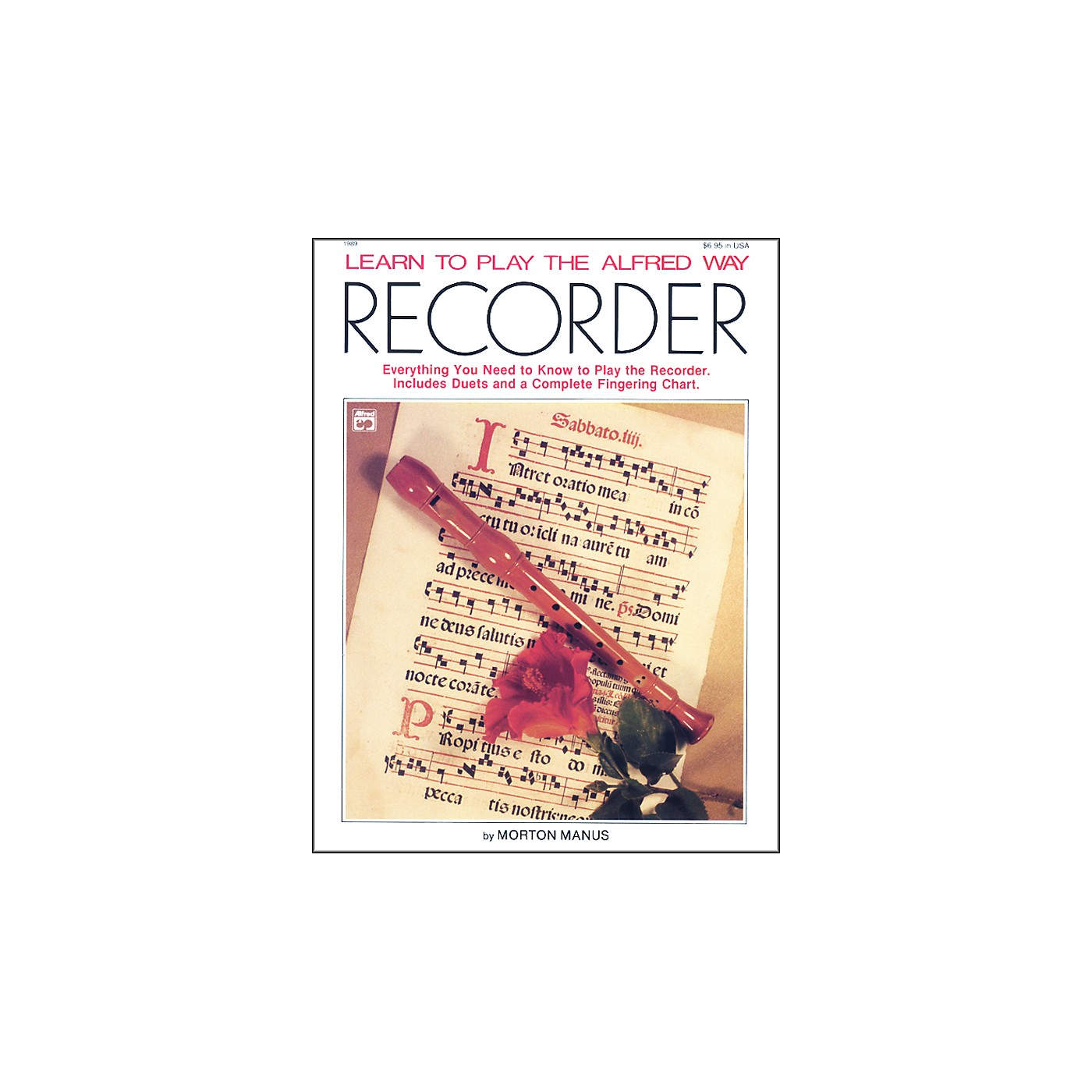 Alfred Learn to Play Recorder thumbnail