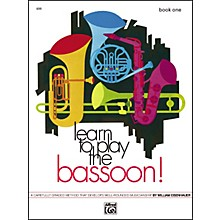 Alfred Learn to Play the Bassoon! Book 1