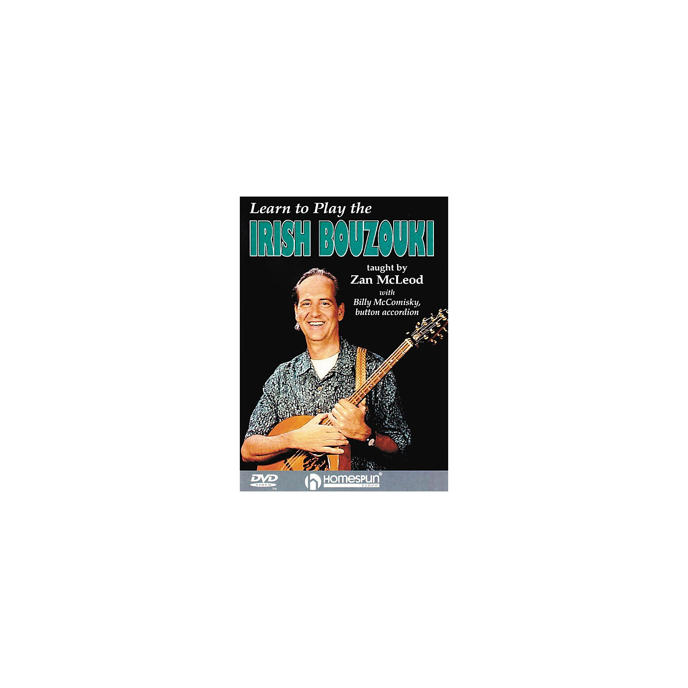 Homespun Learn to Play the Irish Bouzouki (DVD) thumbnail