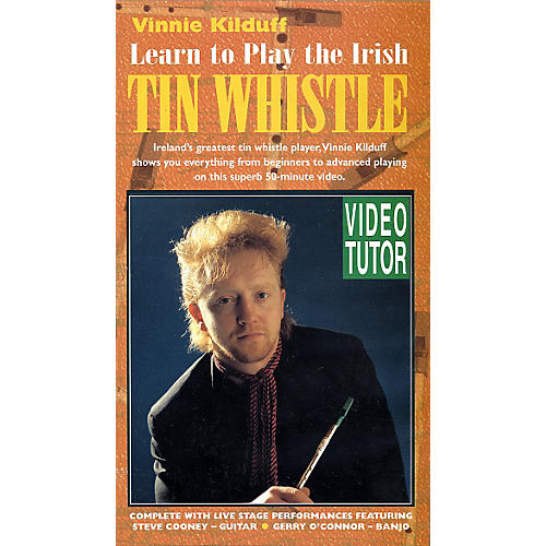 Waltons Learn to Play the Irish Tin Whistle (DVD)-thumbnail