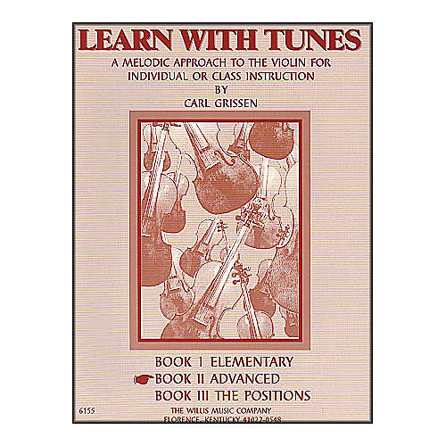 Willis Music Learn with Tunes Book 2 thumbnail