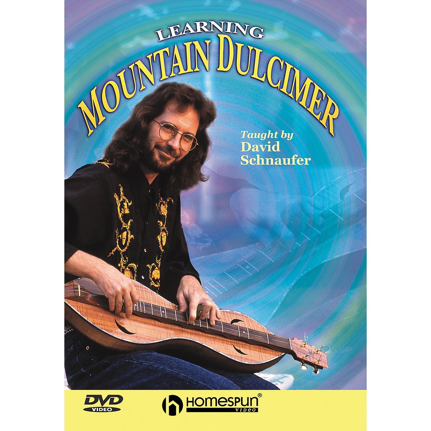 Homespun Learning Mountain Dulcimer Level 1-2 DVD thumbnail