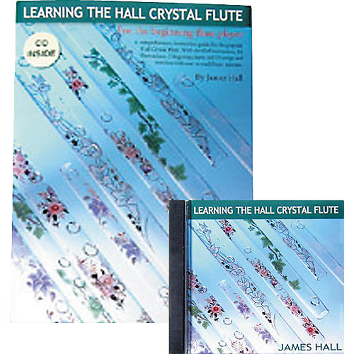 Hall Learning The Hall Crystal Flute Book and CD thumbnail