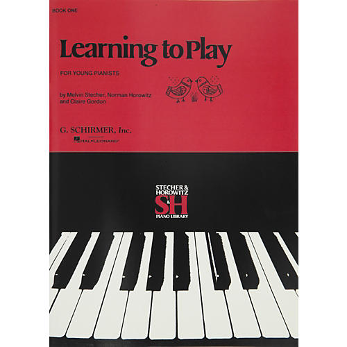 Music Sales Learning To Play Book 1 for Young Pianists thumbnail