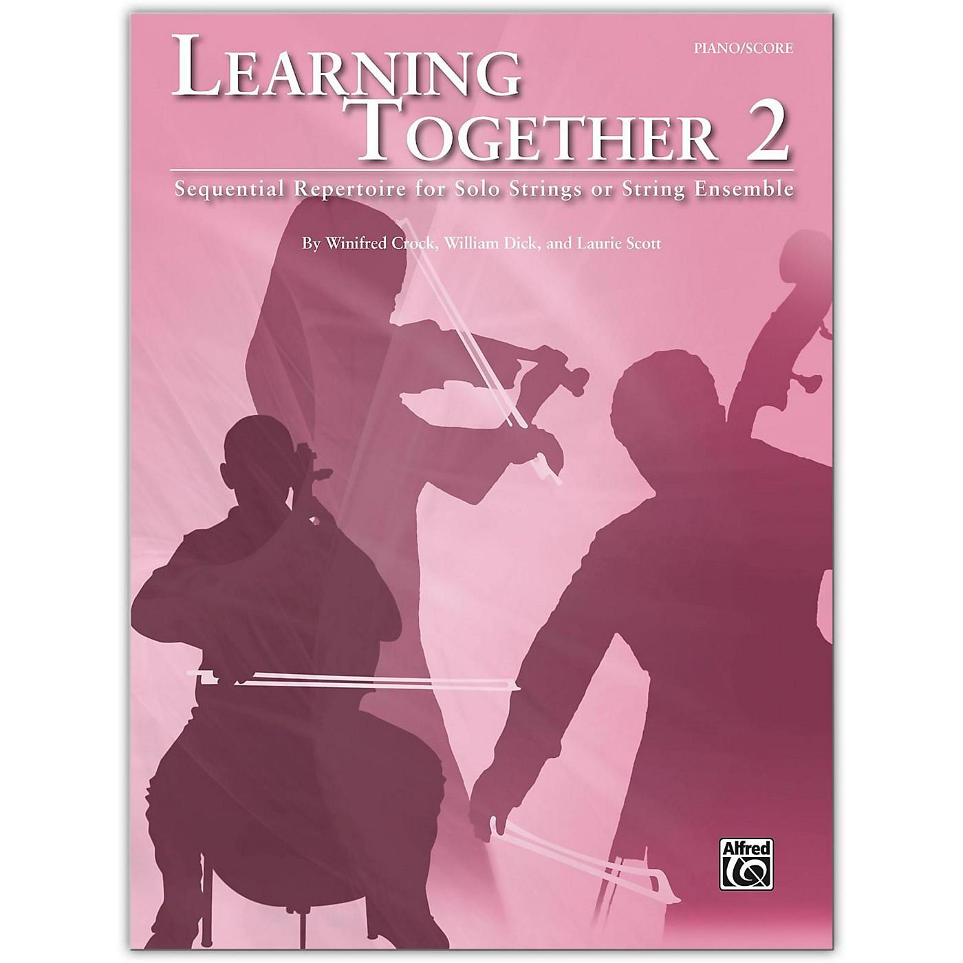 Suzuki Learning Together 2 Piano/Score thumbnail