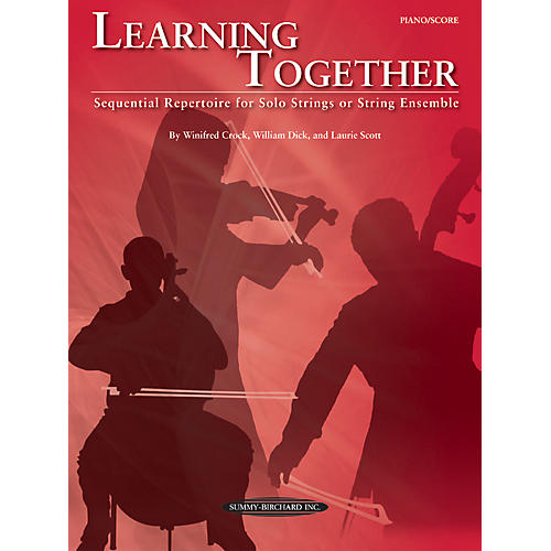 Suzuki Learning Together for Piano/Score (Book)-thumbnail