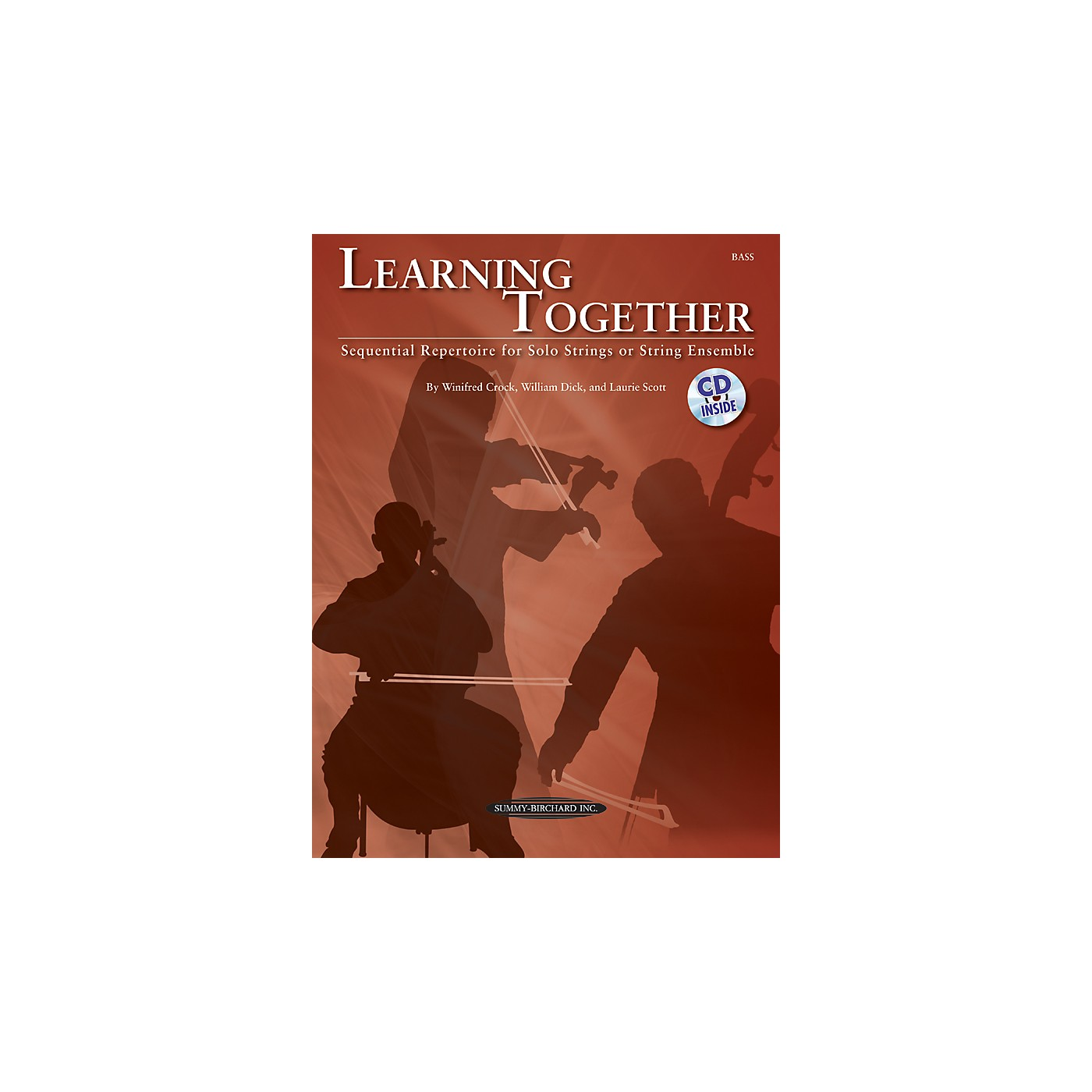 Summy-Birchard Learning Together for Upright Bass (Book/CD) thumbnail