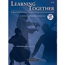 Summy-Birchard Learning Together for Violin (Book/CD)