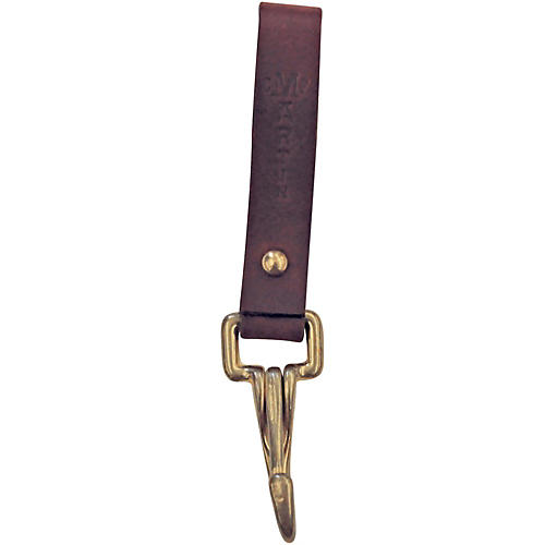 Martin Leather Keychain with Brass Buckle thumbnail