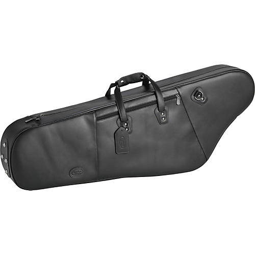 Reunion Blues Leather Low A Baritone Saxophone Bag thumbnail