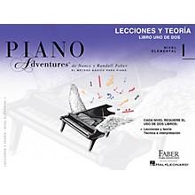 Faber Piano Adventures Lecciones y Teoría - Libro Uno de Dos Nivel Elemental 1 Faber Piano Adventures® by Randall Faber