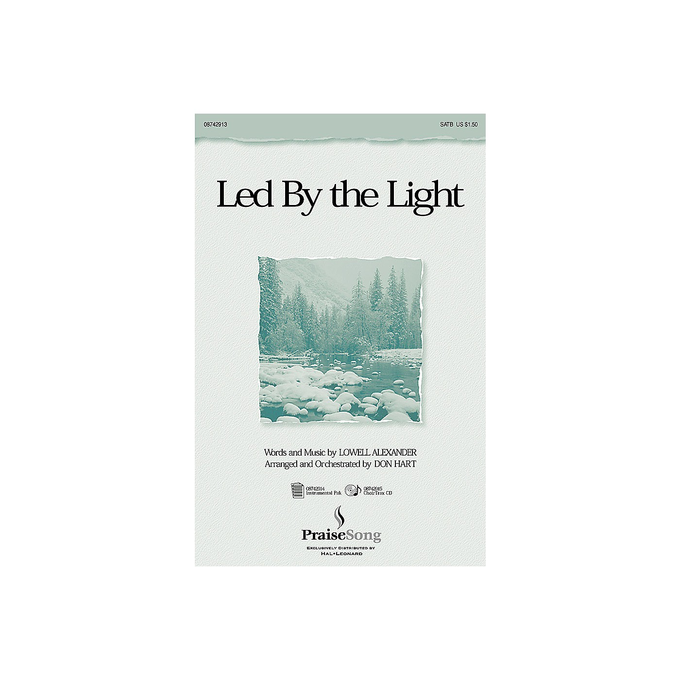 PraiseSong Led By the Light IPAKO Arranged by Don Hart thumbnail
