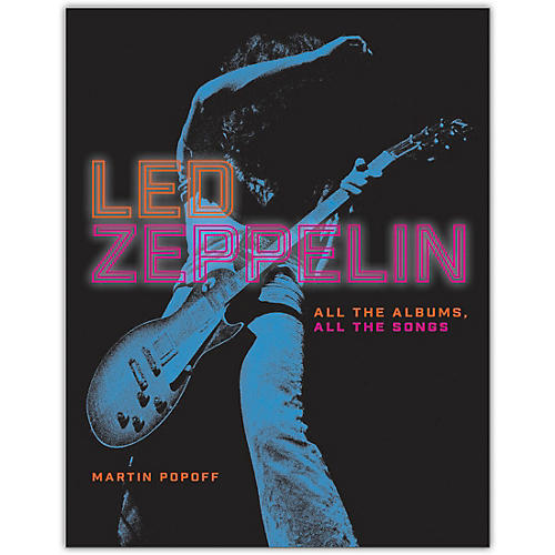 Hal Leonard Led Zeppelin - All the Albums, All the Songs thumbnail