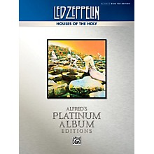 Alfred Led Zeppelin - Houses of the Holy Platinum Bass Guitar Book