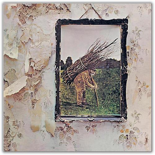 WEA Led Zeppelin - Led Zeppelin IV (Remastered) Vinyl LP thumbnail