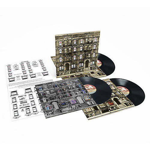 Alliance Led Zeppelin - Physical Graffiti thumbnail