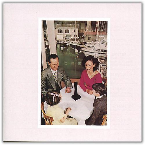 WEA Led Zeppelin - Presence Vinyl LP thumbnail