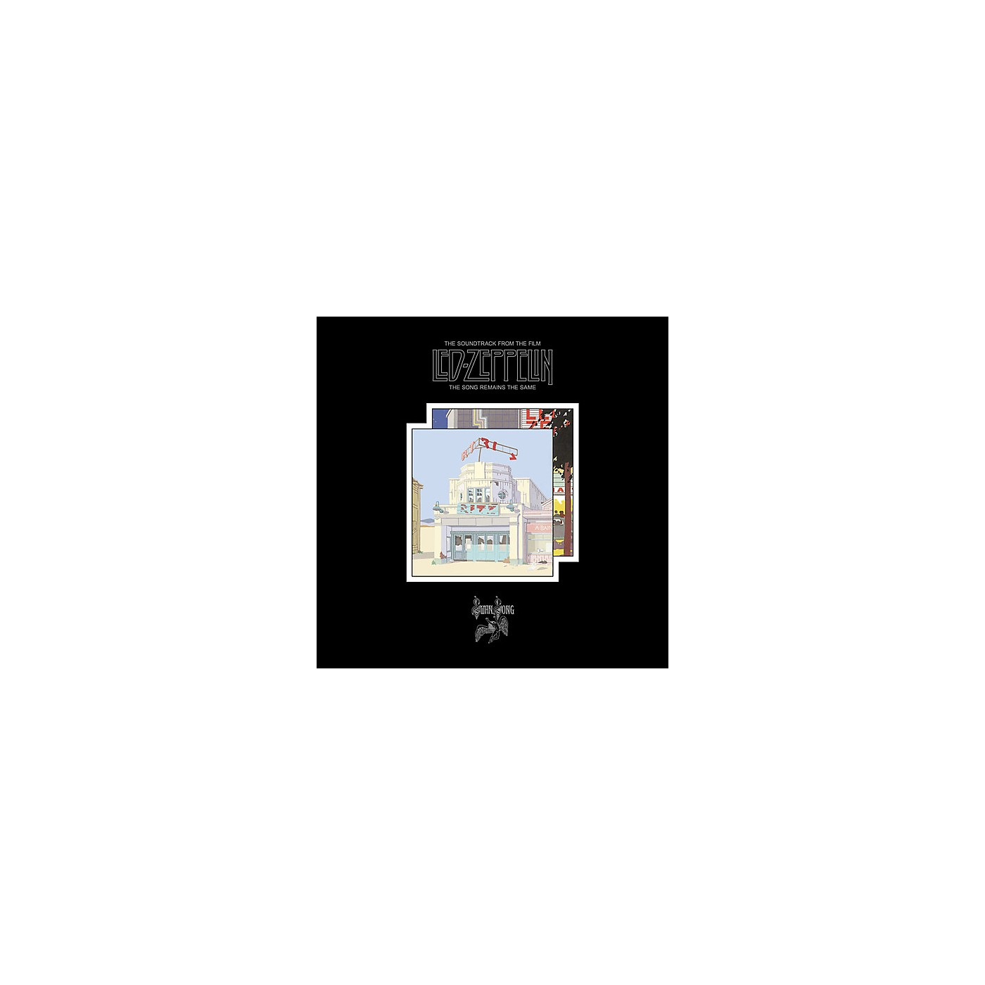Alliance Led Zeppelin - Song Remains The Same (CD) thumbnail