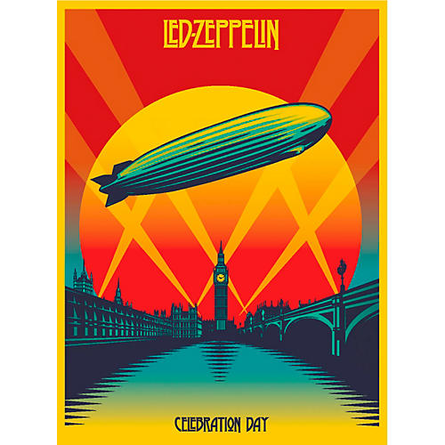 WEA Led Zeppelin Celebration Day (2CD/2DVD DLX)-thumbnail