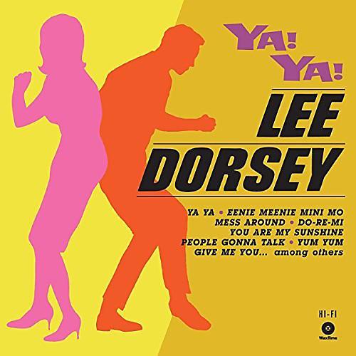 Alliance Lee Dorsey - Ya! Ya! + 3 Bonus Tracks thumbnail