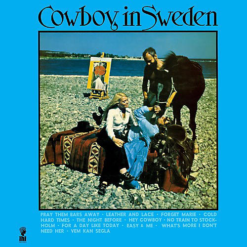 Alliance Lee Hazlewood - Cowboy In Sweden thumbnail