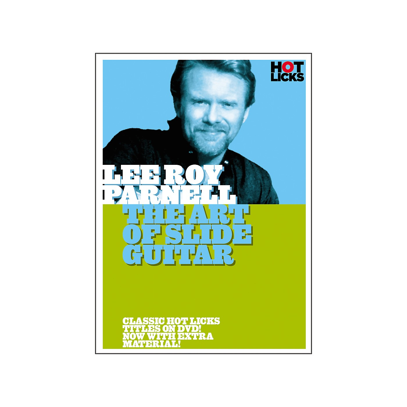 Hot Licks Lee Roy Parnell: The Art of Slide Guitar DVD thumbnail