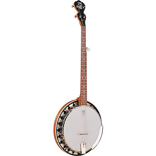 Deering Left-Handed Boston 5 Banjo-thumbnail