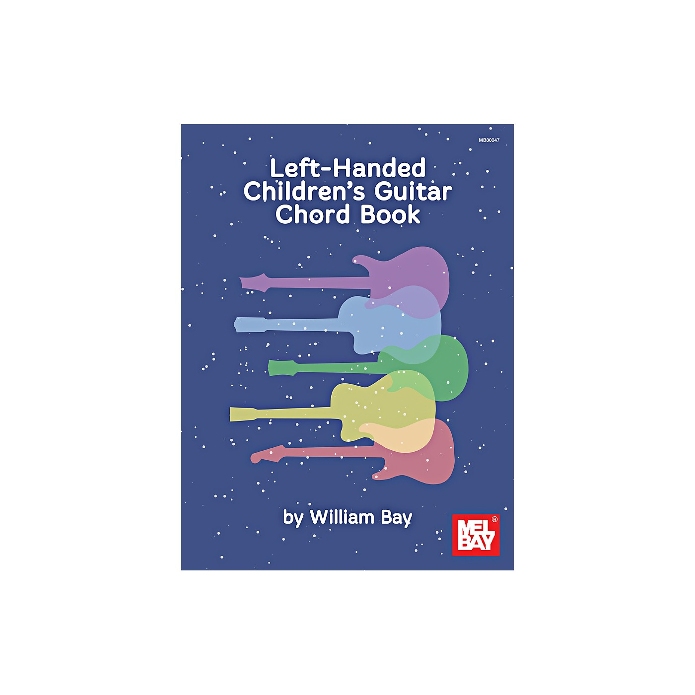 Mel Bay Left-Handed Children's Guitar Chord Book thumbnail